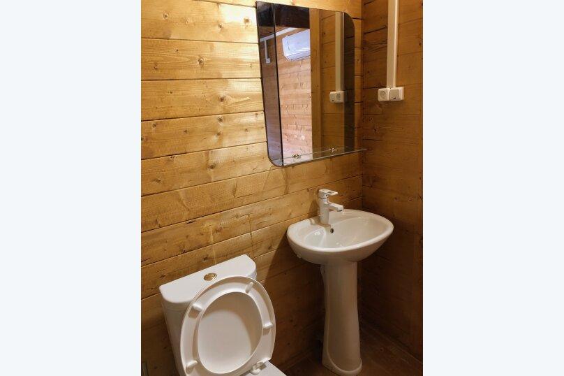 Дом, 24 кв.м. на 2 человека, 1 спальня, с. Псырцха, Сухумское шоссе, 41 А, Новый Афон - Фотография 14