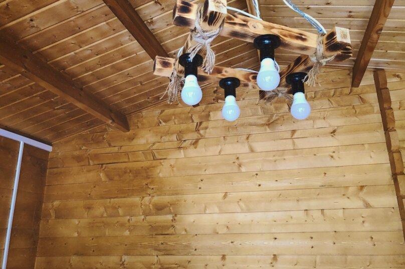 Дом, 24 кв.м. на 2 человека, 1 спальня, с. Псырцха, Сухумское шоссе, 41 А, Новый Афон - Фотография 7