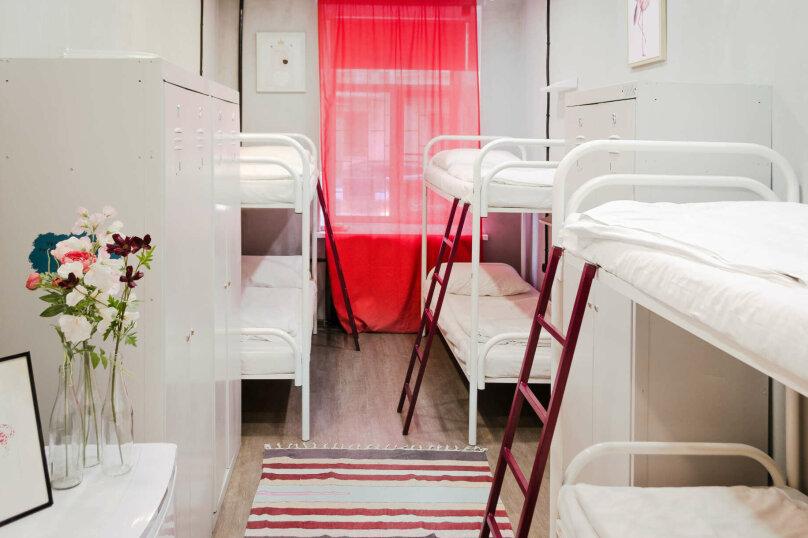 Спальное место в 6-местном номере для женщин, Старорусская улица, 5/3, Санкт-Петербург - Фотография 1