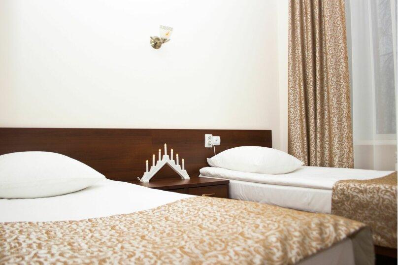 Двухместный с раздельными кроватями, улица Володарского, 99, Ярославль - Фотография 1