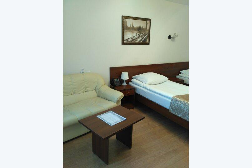 Двухместный с диваном, улица Володарского, 99, Ярославль - Фотография 1