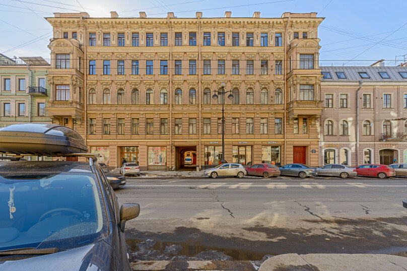 1-комн. квартира, 20 кв.м. на 4 человека, Невский проспект, 119, Санкт-Петербург - Фотография 3