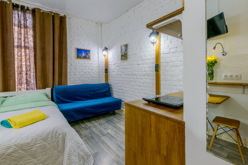 1-комн. квартира, 20 кв.м. на 4 человека, Невский проспект, 119, Санкт-Петербург - Фотография 8