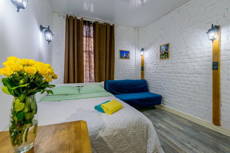 1-комн. квартира, 20 кв.м. на 4 человека, Невский проспект, 119, Санкт-Петербург - Фотография 1
