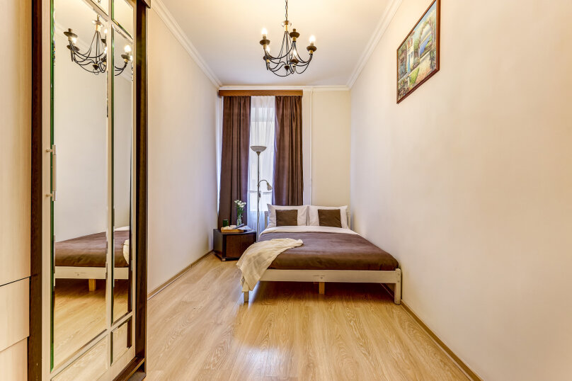 2-комн. квартира, 60 кв.м. на 6 человек, Пушкинская улица, 17, Санкт-Петербург - Фотография 4