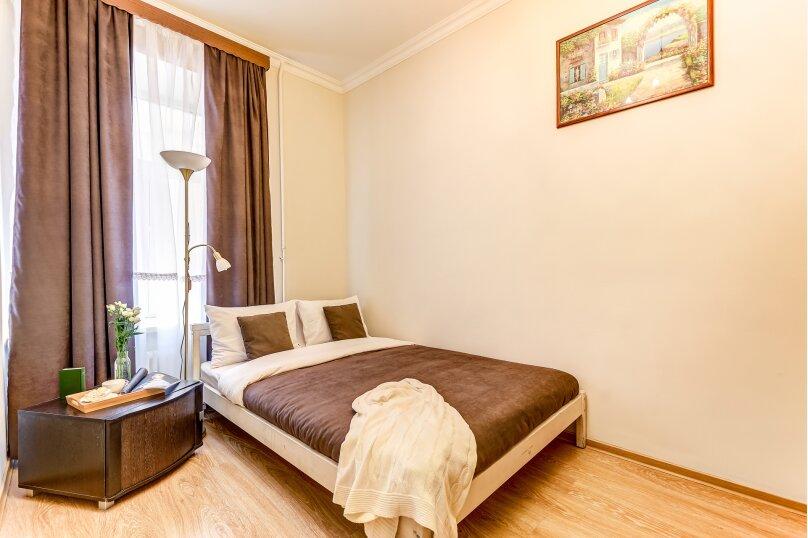 2-комн. квартира, 60 кв.м. на 6 человек, Пушкинская улица, 17, Санкт-Петербург - Фотография 5