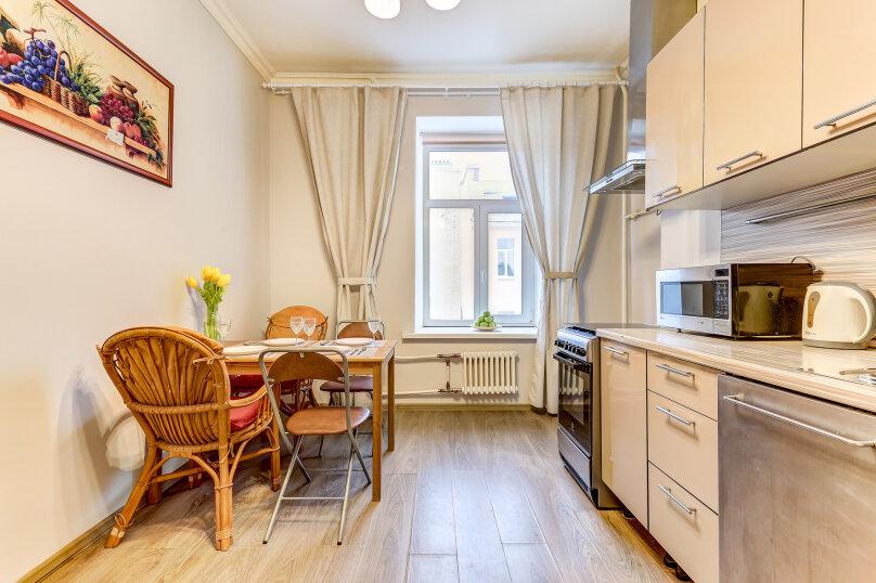 2-комн. квартира, 60 кв.м. на 6 человек, Пушкинская улица, 17, Санкт-Петербург - Фотография 1