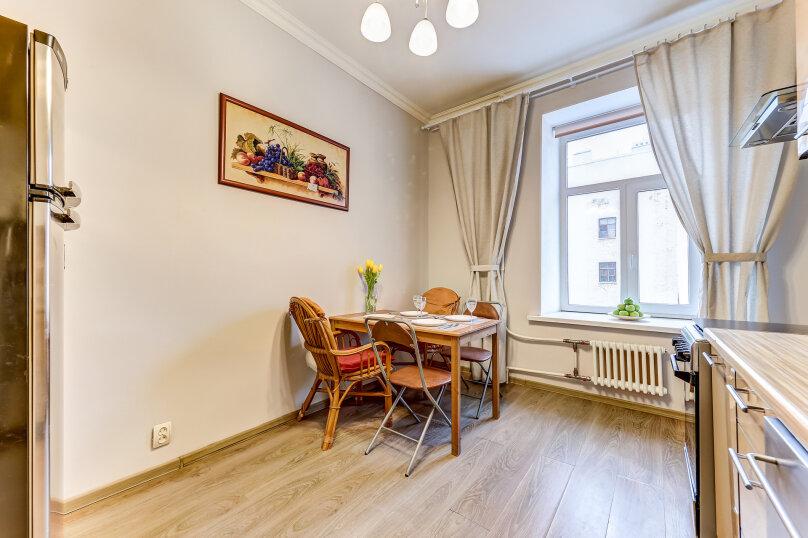 2-комн. квартира, 60 кв.м. на 6 человек, Пушкинская улица, 17, Санкт-Петербург - Фотография 12