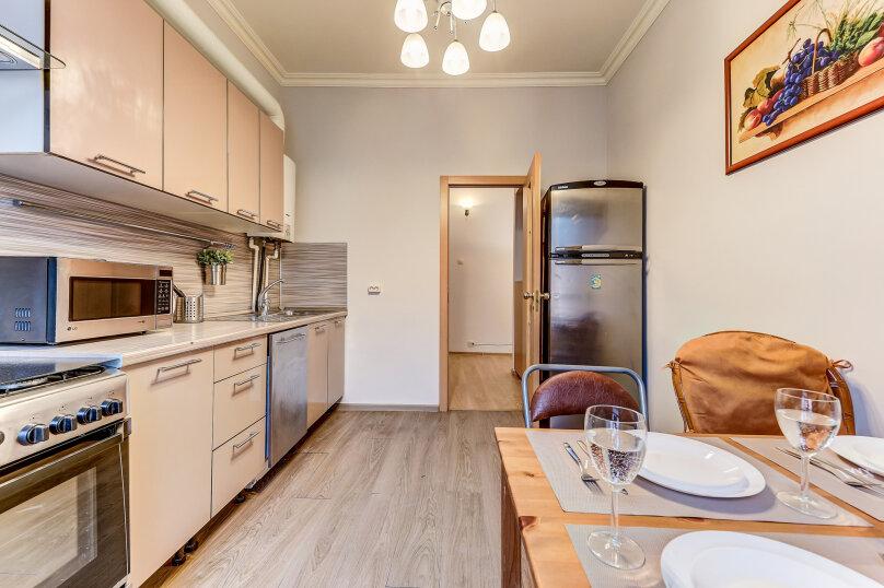 2-комн. квартира, 60 кв.м. на 6 человек, Пушкинская улица, 17, Санкт-Петербург - Фотография 14