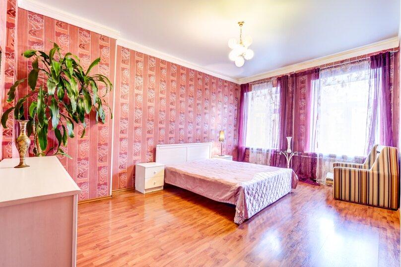 2-комн. квартира, 65 кв.м. на 6 человек, набережная реки Мойки, 27, Санкт-Петербург - Фотография 1