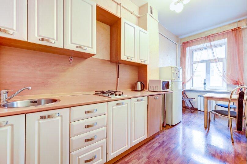 2-комн. квартира, 65 кв.м. на 6 человек, набережная реки Мойки, 27, Санкт-Петербург - Фотография 7