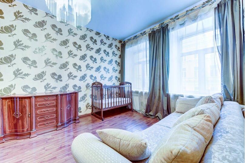 2-комн. квартира, 65 кв.м. на 6 человек, набережная реки Мойки, 27, Санкт-Петербург - Фотография 13
