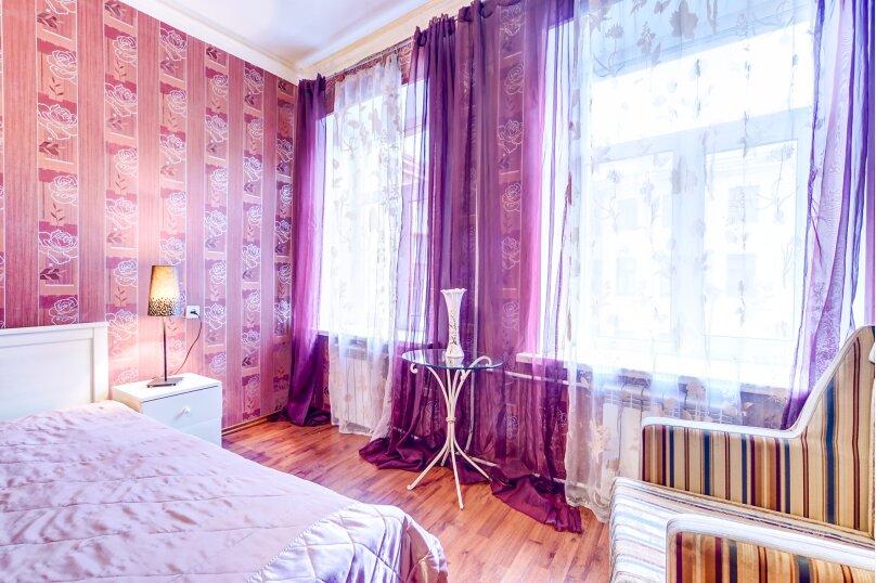 2-комн. квартира, 65 кв.м. на 6 человек, набережная реки Мойки, 27, Санкт-Петербург - Фотография 19