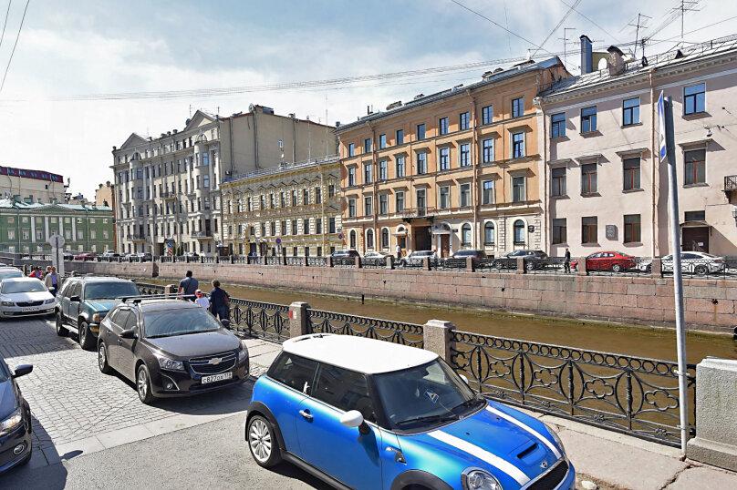 2-комн. квартира, 65 кв.м. на 6 человек, набережная реки Мойки, 27, Санкт-Петербург - Фотография 25