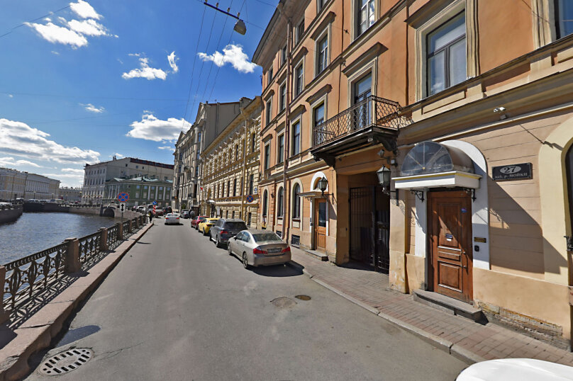 2-комн. квартира, 65 кв.м. на 6 человек, набережная реки Мойки, 27, Санкт-Петербург - Фотография 26