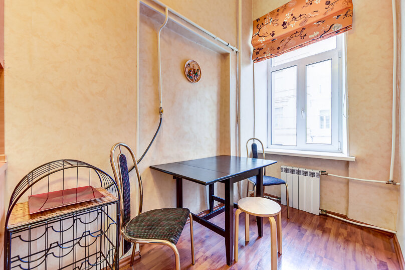 2-комн. квартира, 65 кв.м. на 5 человек, набережная реки Мойки, 27, Санкт-Петербург - Фотография 7