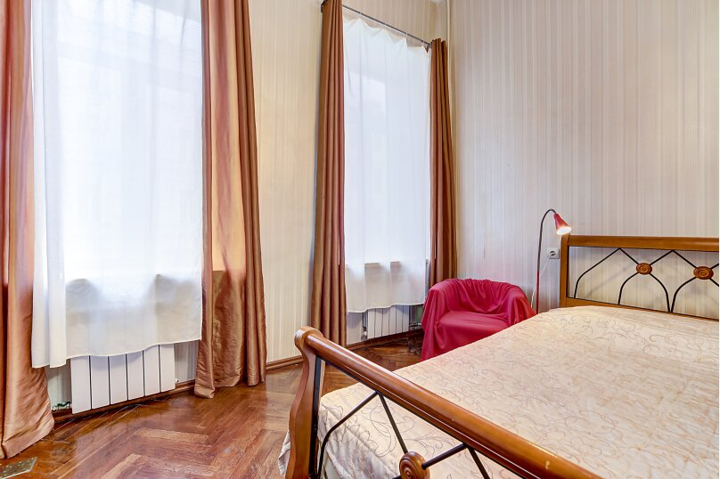 2-комн. квартира, 65 кв.м. на 5 человек, набережная реки Мойки, 27, Санкт-Петербург - Фотография 14