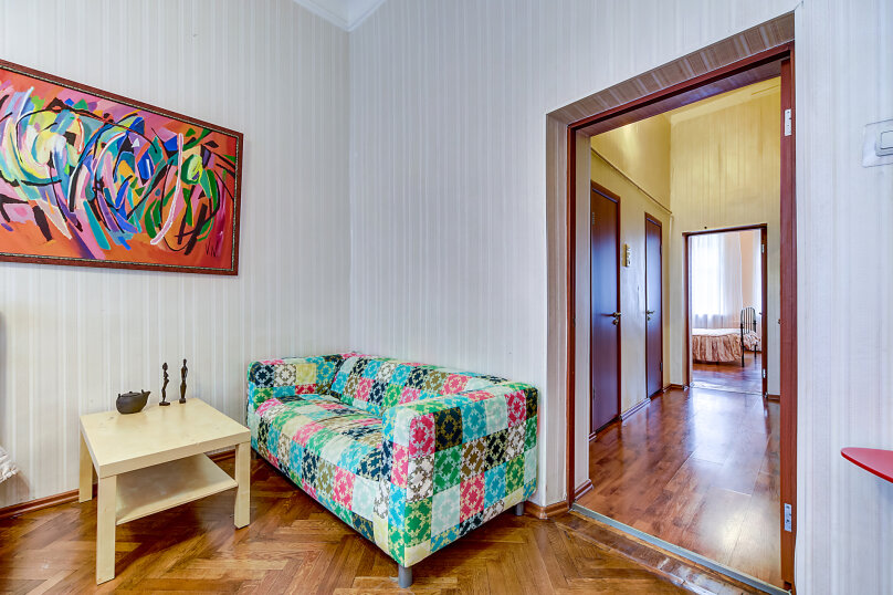 2-комн. квартира, 65 кв.м. на 5 человек, набережная реки Мойки, 27, Санкт-Петербург - Фотография 20