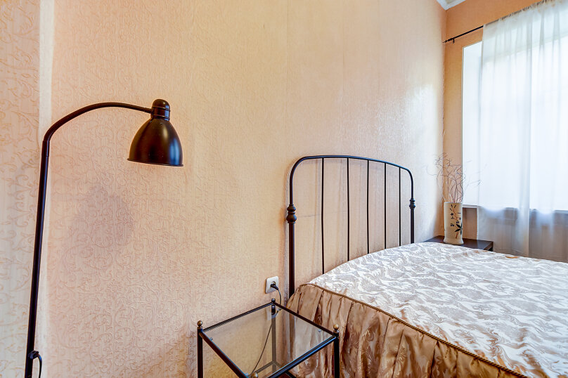 2-комн. квартира, 65 кв.м. на 5 человек, набережная реки Мойки, 27, Санкт-Петербург - Фотография 27