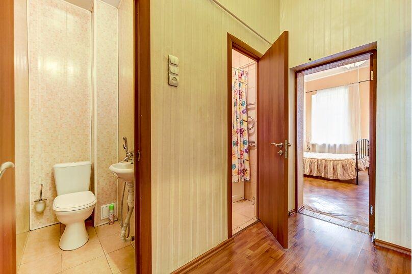 2-комн. квартира, 65 кв.м. на 5 человек, набережная реки Мойки, 27, Санкт-Петербург - Фотография 32