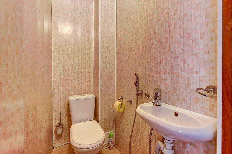 2-комн. квартира, 65 кв.м. на 5 человек, набережная реки Мойки, 27, Санкт-Петербург - Фотография 34