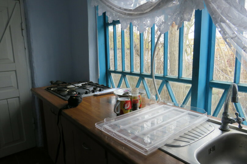 Дом, 50 кв.м. на 5 человек, 2 спальни, Елисеева, 9, Оленевка - Фотография 3