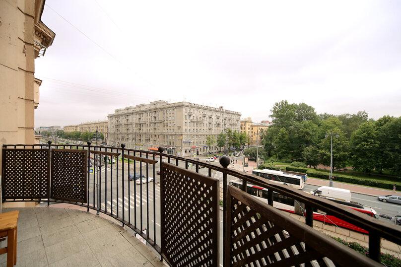 3-комн. квартира, 120 кв.м. на 7 человек, Московский проспект, 155/23, Санкт-Петербург - Фотография 2