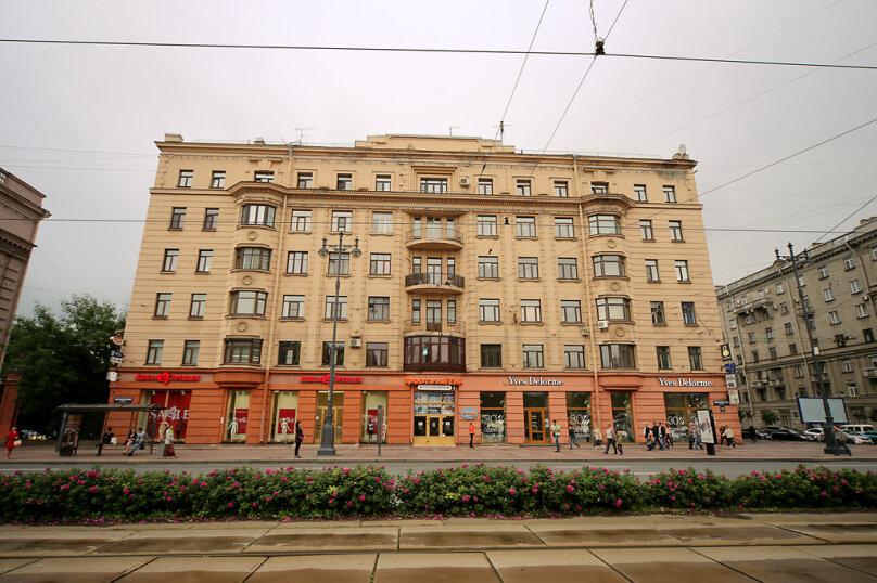 3-комн. квартира, 120 кв.м. на 7 человек, Московский проспект, 155/23, Санкт-Петербург - Фотография 4