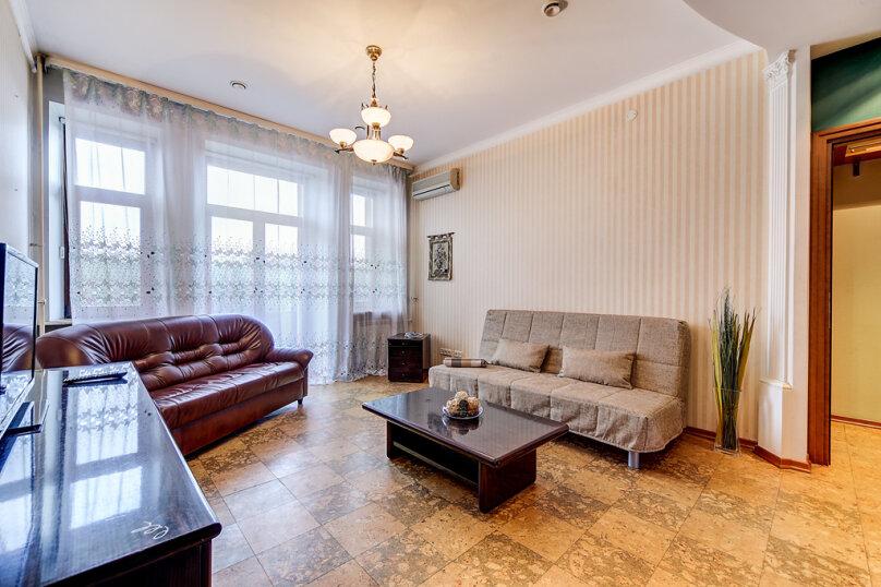 3-комн. квартира, 120 кв.м. на 7 человек, Московский проспект, 155/23, Санкт-Петербург - Фотография 9