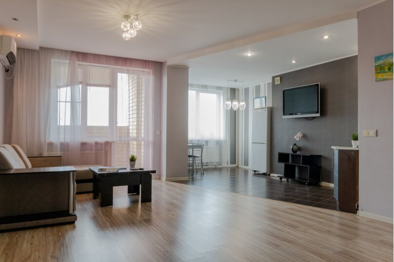 2-комн. квартира, 70 кв.м. на 4 человека, Донецкая улица, 16А, Волгоград - Фотография 9