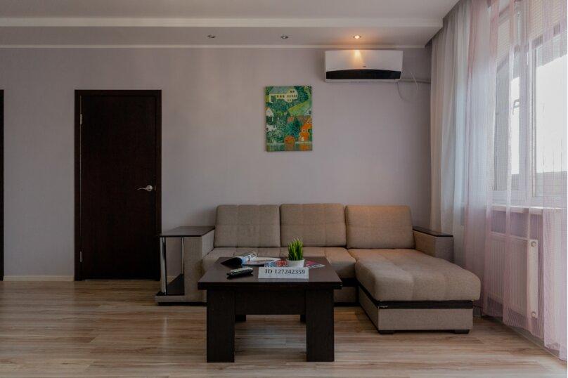2-комн. квартира, 70 кв.м. на 4 человека, Донецкая улица, 16А, Волгоград - Фотография 12