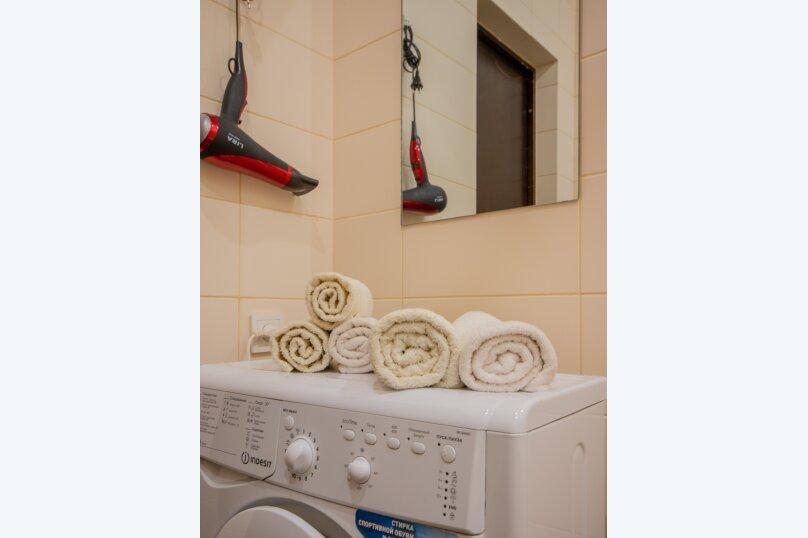2-комн. квартира, 70 кв.м. на 4 человека, Донецкая улица, 16А, Волгоград - Фотография 24