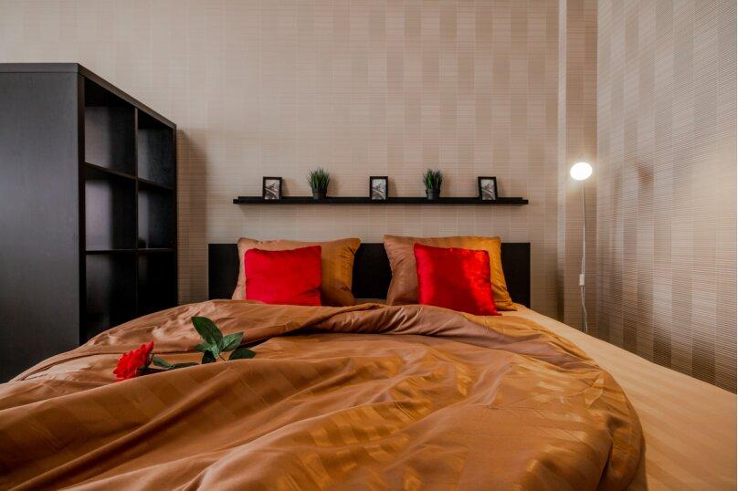 1-комн. квартира, 48 кв.м. на 4 человека, улица Покрышкина, 11, Волгоград - Фотография 19