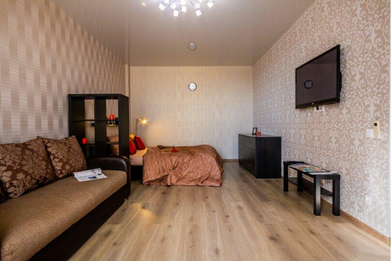 1-комн. квартира, 48 кв.м. на 4 человека, улица Покрышкина, 11, Волгоград - Фотография 21