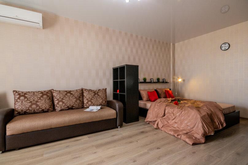 1-комн. квартира, 48 кв.м. на 4 человека, улица Покрышкина, 11, Волгоград - Фотография 22