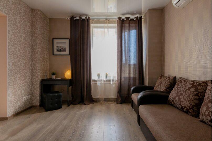 1-комн. квартира, 48 кв.м. на 4 человека, улица Покрышкина, 11, Волгоград - Фотография 23
