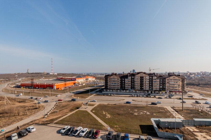 1-комн. квартира, 48 кв.м. на 4 человека, улица Покрышкина, 11, Волгоград - Фотография 26