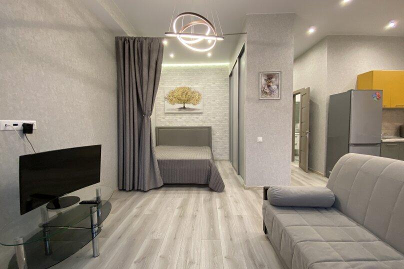 2-комн. квартира, 40 кв.м. на 4 человека, Крымская улица, 89, Сочи - Фотография 2