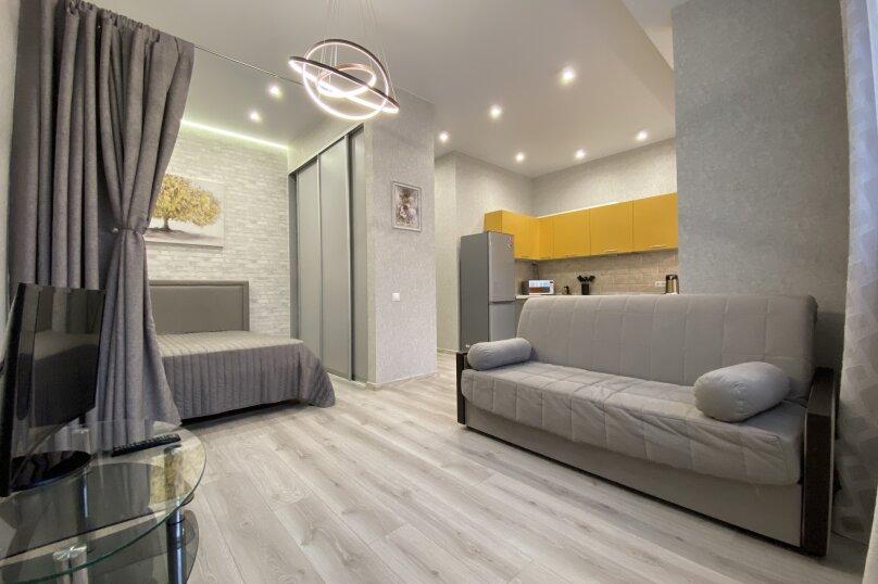 2-комн. квартира, 40 кв.м. на 4 человека, Крымская улица, 89, Сочи - Фотография 1