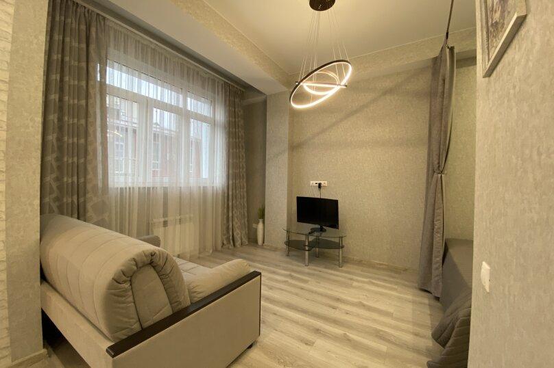 2-комн. квартира, 40 кв.м. на 4 человека, Крымская улица, 89, Сочи - Фотография 5