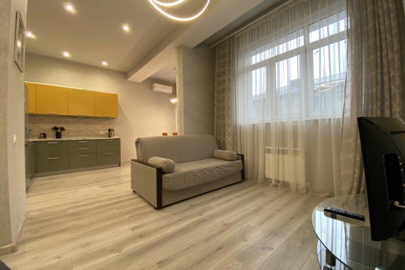 2-комн. квартира, 40 кв.м. на 4 человека, Крымская улица, 89, Сочи - Фотография 6