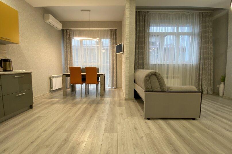 2-комн. квартира, 40 кв.м. на 4 человека, Крымская улица, 89, Сочи - Фотография 7
