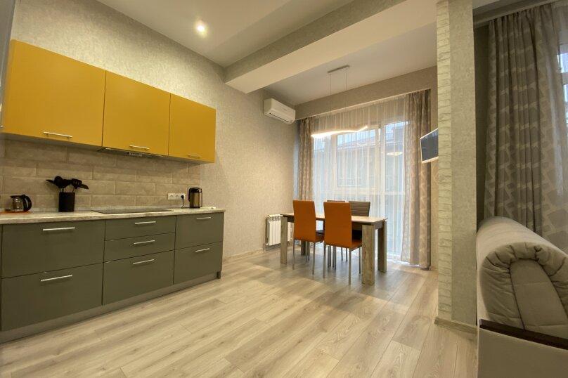 2-комн. квартира, 40 кв.м. на 4 человека, Крымская улица, 89, Сочи - Фотография 8