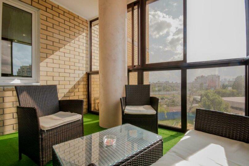 1-комн. квартира, 60 кв.м. на 4 человека, Новороссийская улица, 2Б, Волгоград - Фотография 3