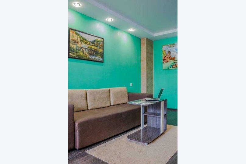 1-комн. квартира, 60 кв.м. на 4 человека, Новороссийская улица, 2Б, Волгоград - Фотография 5