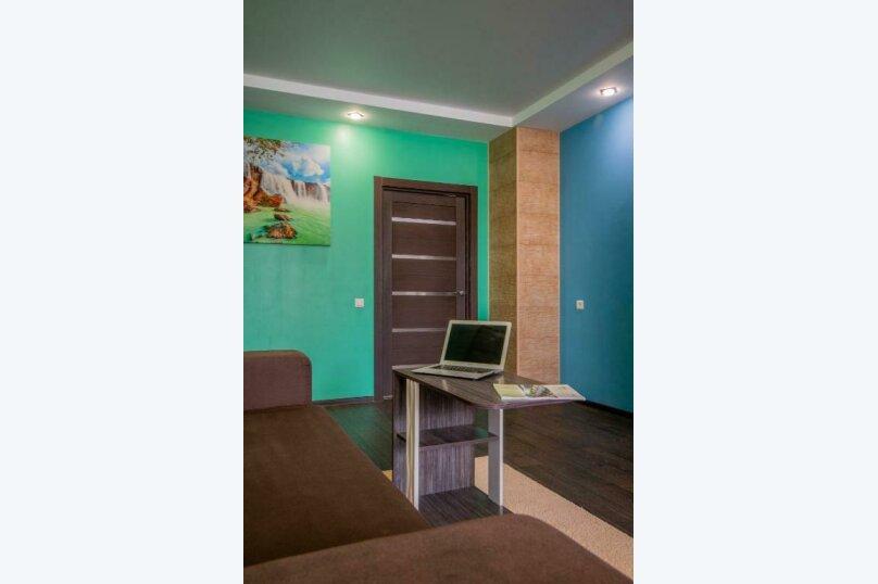 1-комн. квартира, 60 кв.м. на 4 человека, Новороссийская улица, 2Б, Волгоград - Фотография 9