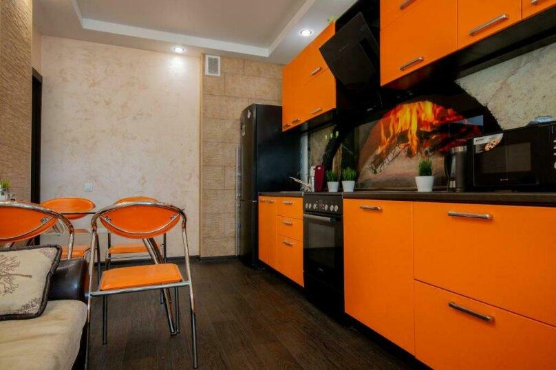 1-комн. квартира, 60 кв.м. на 4 человека, Новороссийская улица, 2Б, Волгоград - Фотография 13