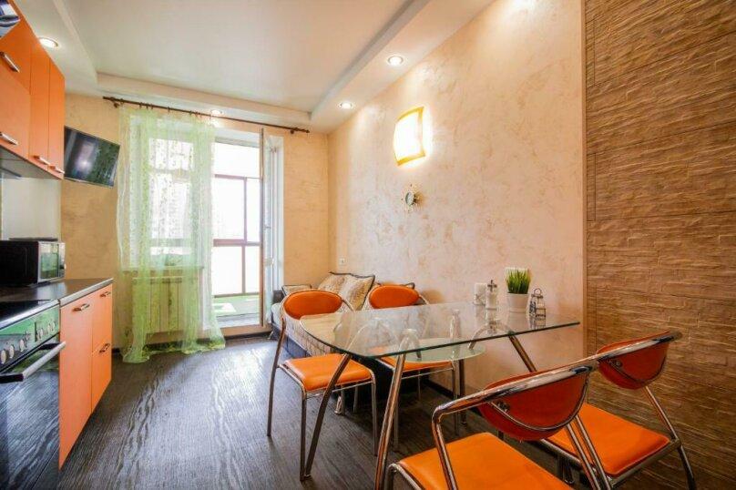 1-комн. квартира, 60 кв.м. на 4 человека, Новороссийская улица, 2Б, Волгоград - Фотография 21