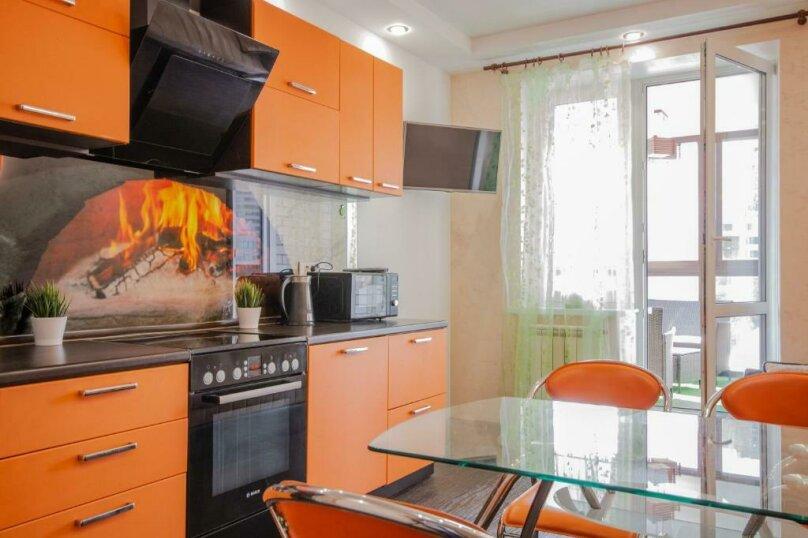 1-комн. квартира, 60 кв.м. на 4 человека, Новороссийская улица, 2Б, Волгоград - Фотография 22