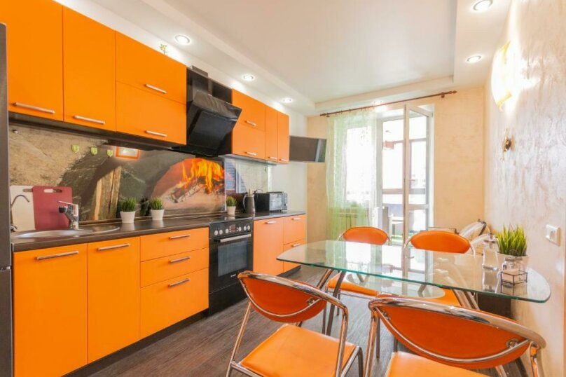 1-комн. квартира, 60 кв.м. на 4 человека, Новороссийская улица, 2Б, Волгоград - Фотография 23